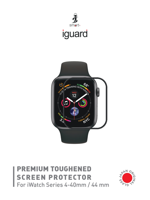 Smart iGuard Screen Protector 40MM/44MM-Accessories-Smart-40mm-Starlink Qatar