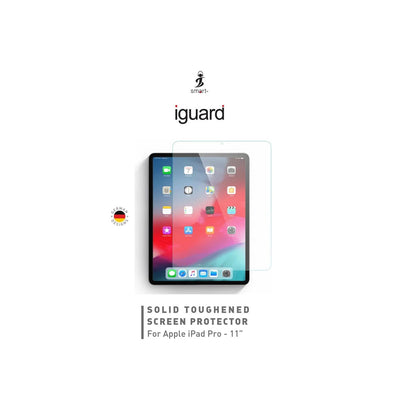 Smart iGuard iPad Pro Tempered Glass-Accessories-Smart-iPad Pro 11 INCH-Starlink Qatar