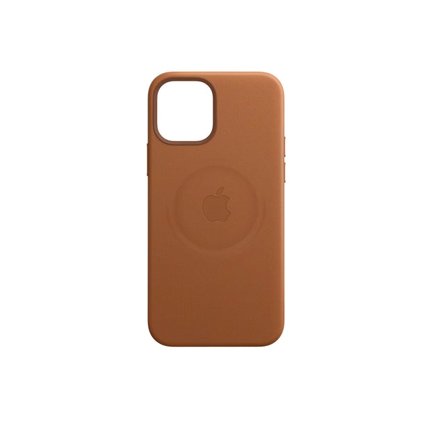Apple iPhone 12/12 Pro Leather Case with MagSafe