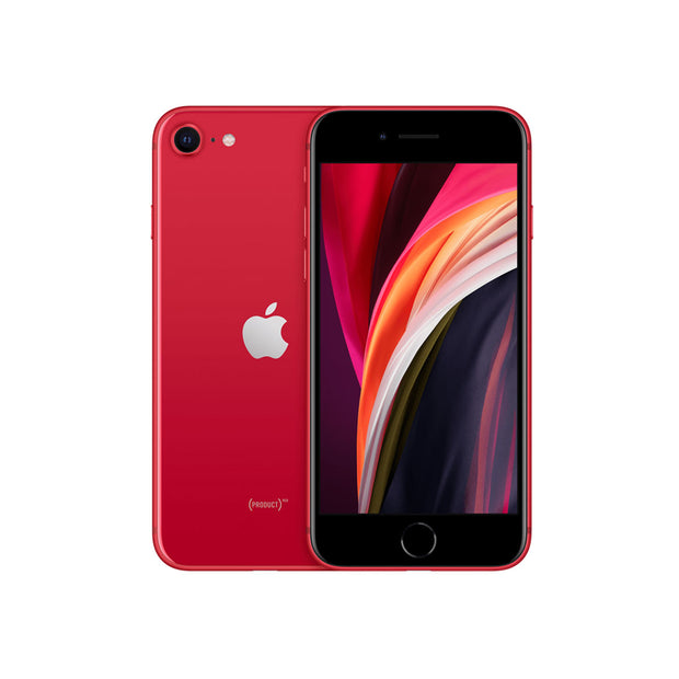 Apple iPhone SE-Device-Apple-Red-64 GB-Starlink Qatar