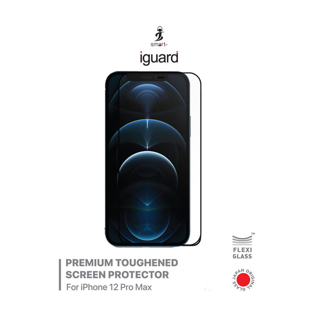 Smart Premium Screen Protector for iPhone 12 Pro Max