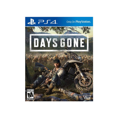 Sony PS4 Game - Days Gone-Gaming-Sony-Starlink Qatar