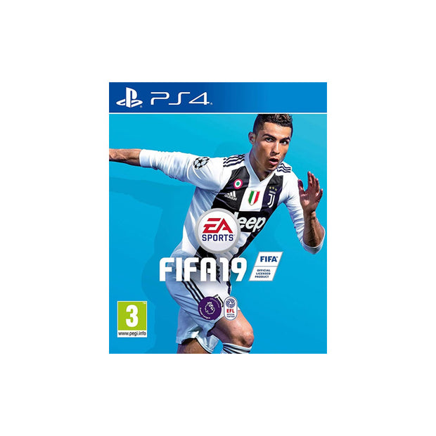 Sony PS4 Game - FIFA 19-Gaming-Sony-Starlink Qatar