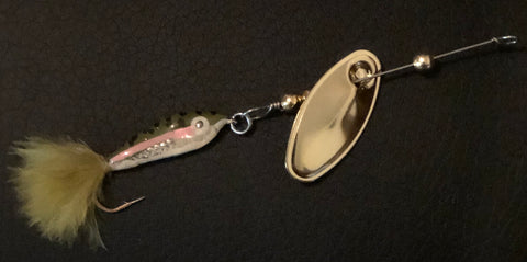 1/8 oz Rainbow Trout Magooster