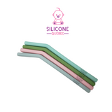 Silicone Straw individually