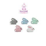 Rabbit (full body) teething beads