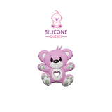 Teddy bear silicone Teething toy