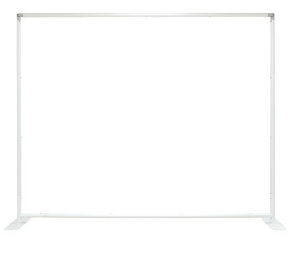 EZ Tube Display Straight 10 ft - Frame Only