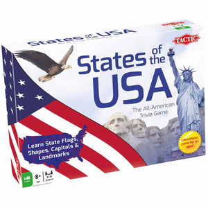 States of the USA Trivia - Roll2Learn