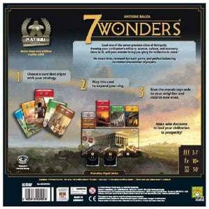 7 Wonders - NEW EDITION - Roll2Learn
