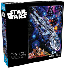 Load image into Gallery viewer, Star Wars Vintage Art - You're All Clear, Kid - 1000 Piece Jigsaw Puzzle - Roll2Learn