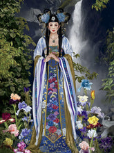 Load image into Gallery viewer, Nene Thomas - Empress Hitomi Jigsaw Puzzle, 750 Pieces - Roll2Learn
