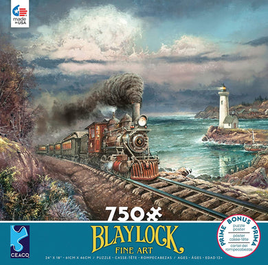 Blaylock - Bar Harbor Bound Puzzle - 750 Pieces - Roll2Learn