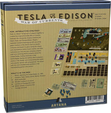 Load image into Gallery viewer, Tesla vs Edison - War of Currents - Roll2Learn