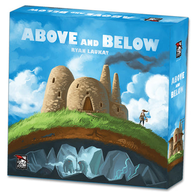 Above and Below - Roll2Learn