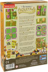 Agricola - Roll2Learn