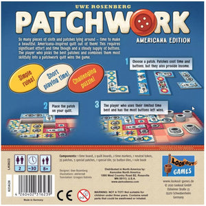 Patchwork Americana - Roll2Learn