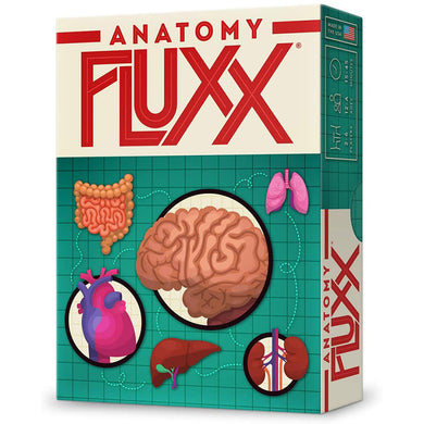 Anatomy Fluxx - Roll2Learn