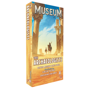 Museum - The Archeologists Expansion - Roll2Learn
