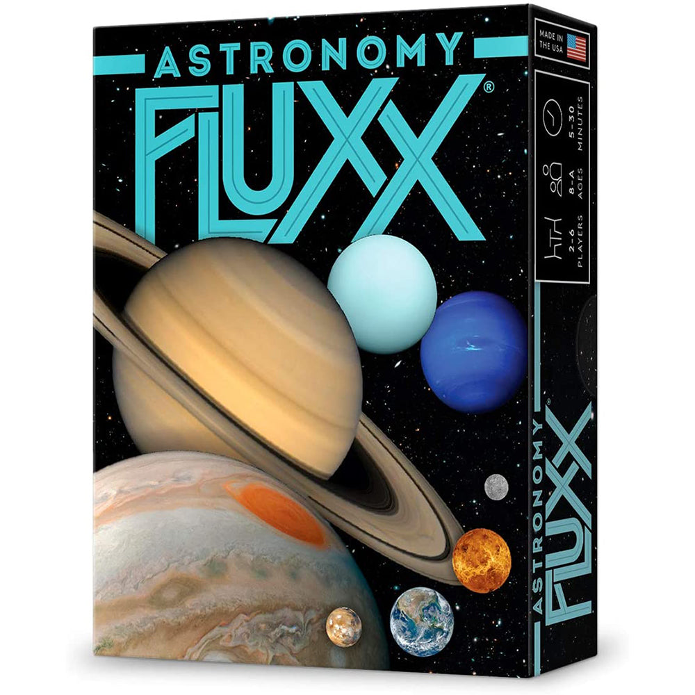 Astronomy Fluxx - Roll2Learn