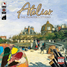 Load image into Gallery viewer, Atelier - the Painter's Studio - Roll2Learn