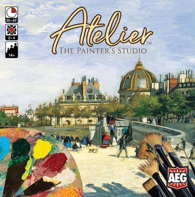 Atelier - the Painter's Studio - Roll2Learn