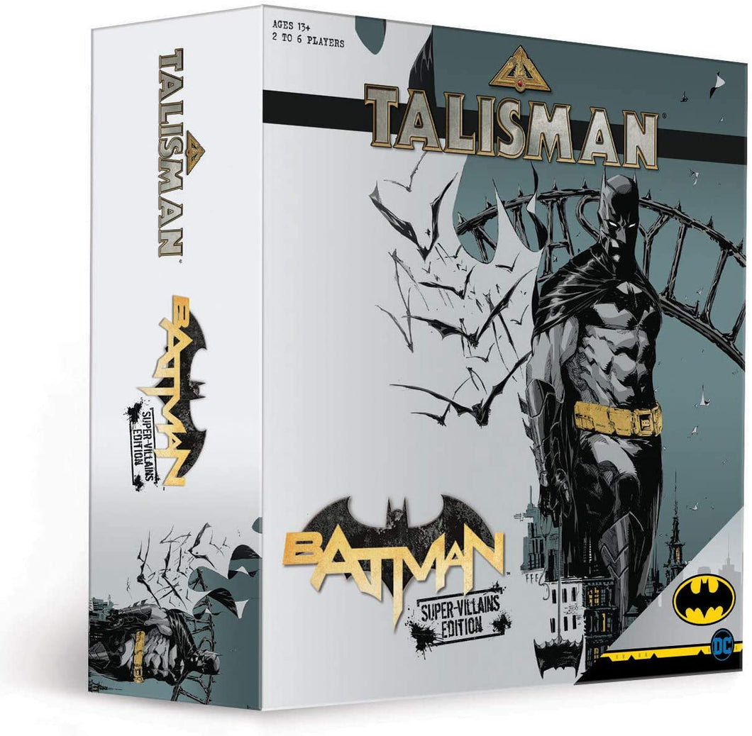 Talisman - Batman Super-Villains Ed. - Roll2Learn
