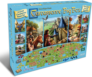 Carcassonne Big Box 2017 - Roll2Learn