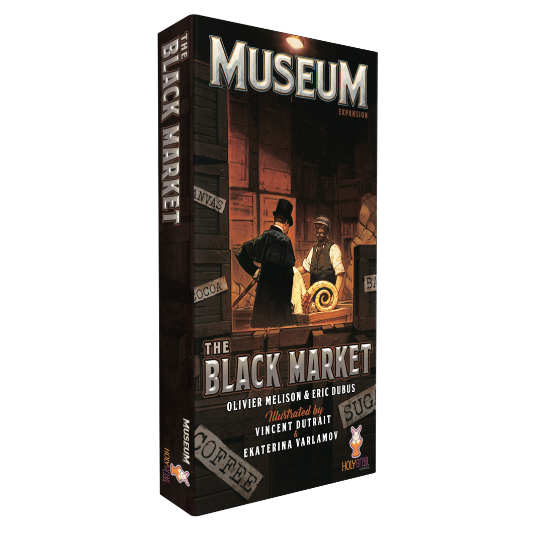 Museum - The Black Market Expansion - Roll2Learn