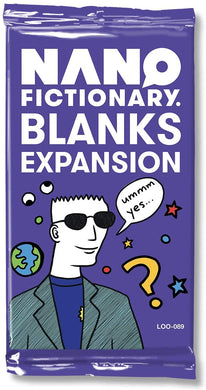 Nanofictionary - Blanks Expansion - Roll2Learn
