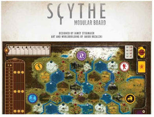 Scythe - Modular Board - Roll2Learn