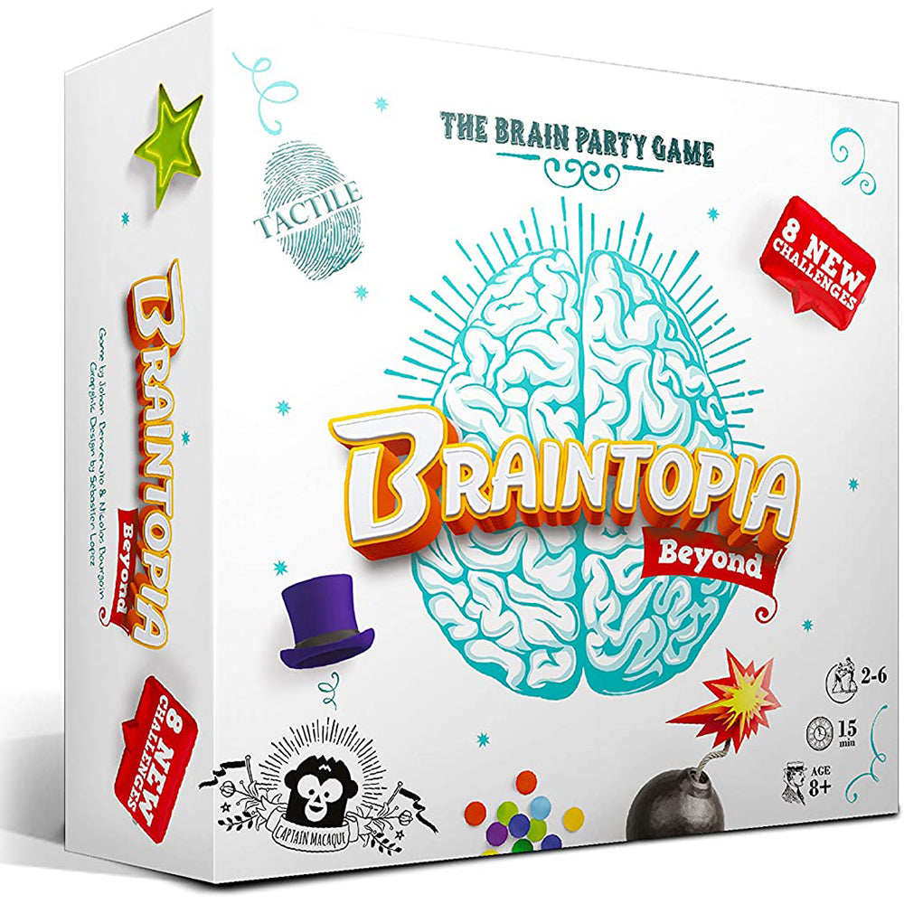 Braintopia 2 - Roll2Learn