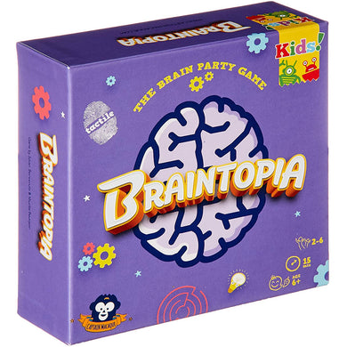 Braintopia Kids - Roll2Learn