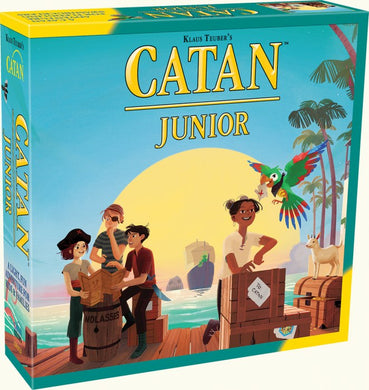 Catan Junior - Roll2Learn