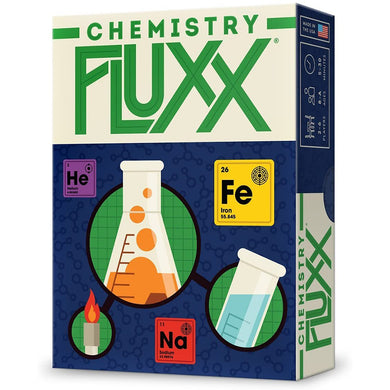 Chemistry Fluxx - Roll2Learn