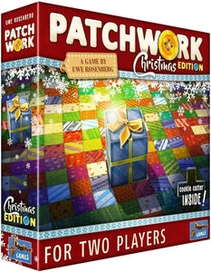 Patchwork - Christmas Edition - Roll2Learn