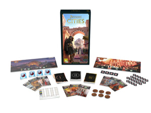 7 Wonders New Edition - Cities Expansion - Roll2Learn