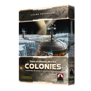 Terraforming Mars - Colonies - Roll2Learn