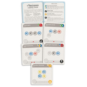 Compounded - Chemical Chaos Expansion - Roll2Learn