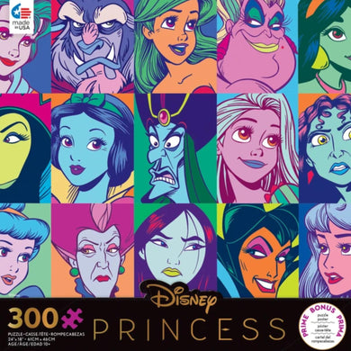 Disney 300 Oversized Pieces - Princess - Roll2Learn