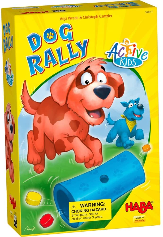 Dog Rally Active Kids - Roll2Learn