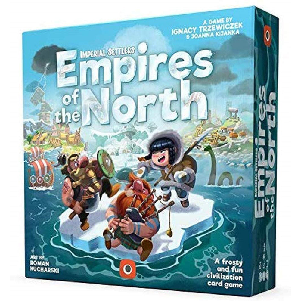 Imperial Settlers - Empires of the North - Roll2Learn