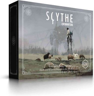 Scythe - Encounters - Roll2Learn