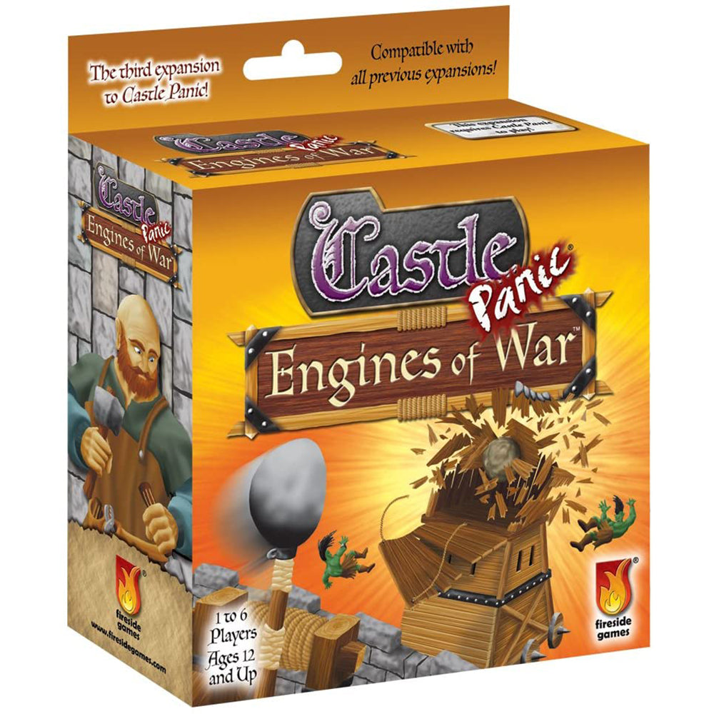 Castle Panic - Engines of War Expansion - Roll2Learn