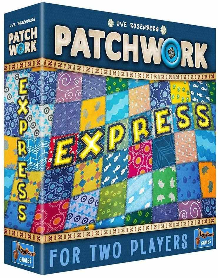 Patchwork Express - Roll2Learn