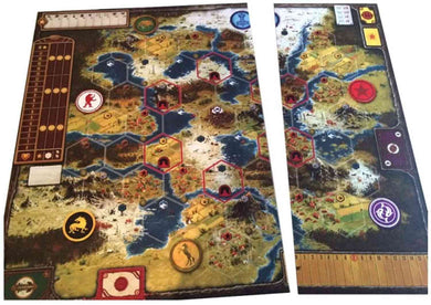 Scythe - Game Board Extension - Roll2Learn