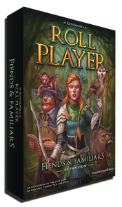 Roll Player - Fiends & Familiars expansion - Roll2Learn