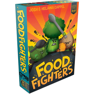 Food Fighters - Roll2Learn