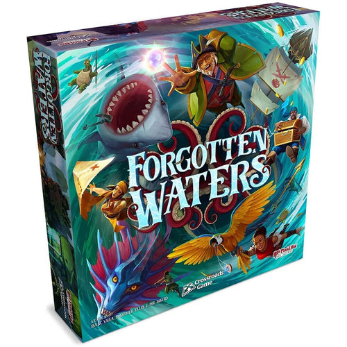 Forgotten Waters - A Crossroads Game - Roll2Learn
