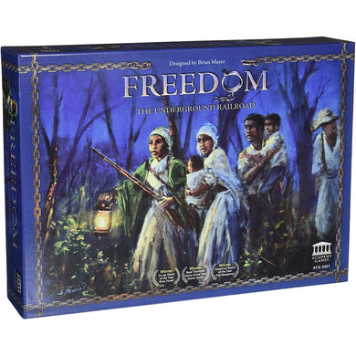 Freedom - The Underground Railroad - Roll2Learn